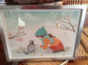 Children's Print-  by Micuah  From Esty