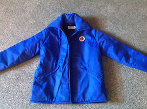 Like new...MUSTANG FLOATER jacket...size L