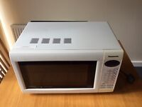 Panasonic Slimline Combi Grill Oven 1000w 27 litre capacity NN-A554W Faulty Spares Repair