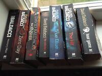 7 David Baldacci books
