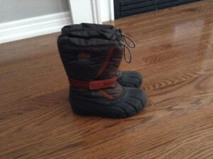Sorel winter boots for kids