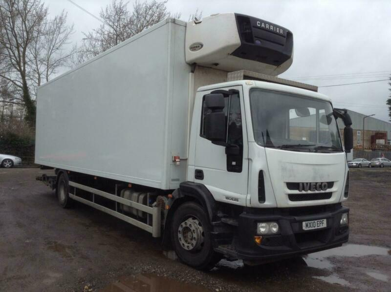 Iveco Eurocargo 180 E25 In Rotherham South Yorkshire Gumtree