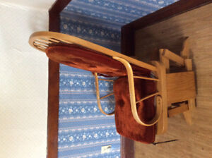 Rocking chair, various item