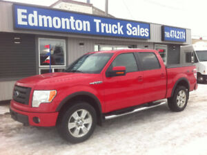 2010 Ford F-150 SuperCrew 4X4 FX4 OFF ROAD