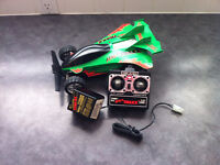 R/C Remote control car TYCO 9.6V battery Half Traxx for parts