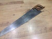 Vintage saw