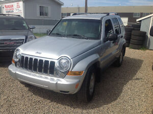 2006 Jeep Liberty Diesel GUARANTEED FINANCING 100% APPROVALS!!