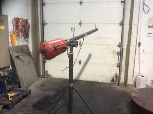 Harvest Air Cannon