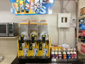 SLUSH PUPPIE MACHINE FOR SALE