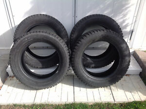 CHEVY EQUINOX WINTER TIRES