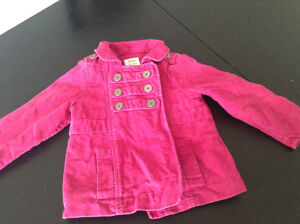 Manteau printemps 3 ans old Navy