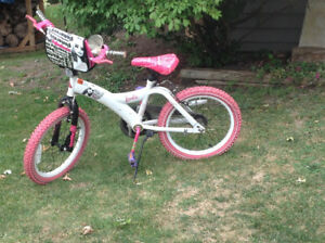 """18"""" Barbie Bike from toys r us"""