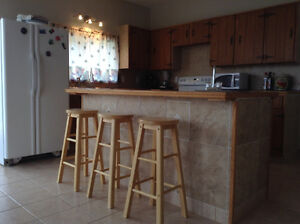 House for rent in Trochu, AB --- Utilities Included!
