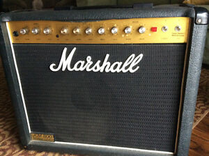 Classic (1985) Marshall 50 watt amp REDUCED PRICE