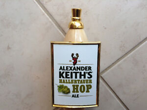 Alexander Keith's Beer Tap Handle