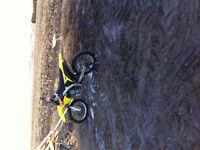 motocross RMZ 250 a vendre