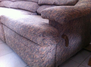 8 pieces sectional couch Windsor Region Ontario image 5
