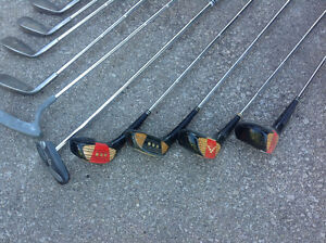 16 GOLF CLUBS - $ 10 each - all for $ 100 Oakville / Halton Region Toronto (GTA) image 2