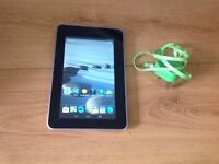 ACER ICONIA TABLET 7 INCH 5 GIG