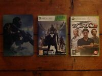 3 x Xbox 360 games for £10 Destiny, Call of Duty Ghosts and Top Spin 3