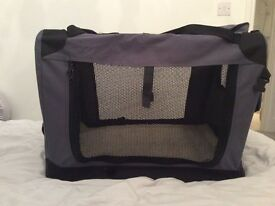 Woltu HT2026gr Travel pet carrier Medium