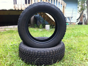 """2 Only WINTER TIRE Size 50"""""""
