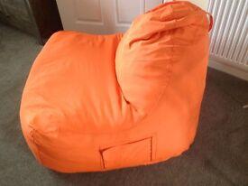 Bean bag indoor or outdoor use