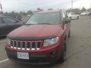 2012 Jeep Compass SUV Limited Edition