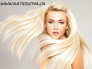 """Clip in hair extension,Straight hair,60 cm, 24"""", Color #613 &... St. John's Newfoundland image 3"""