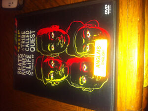 The beats rhymes & life of a tribe called quest,documentary dvd