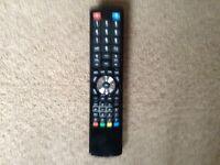 Logik tv remote