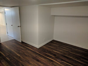 1 bdrm basement apartment - the ANNEX - $1250, August 1st