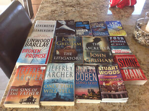 Assorted fiction - $20 for all