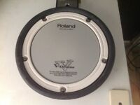 Roland pdx-6 electronic drum pad.
