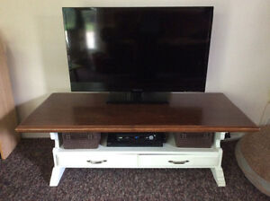Refinished TV Table and more