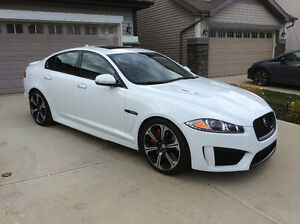 2015 Jaguar XF RS sedan