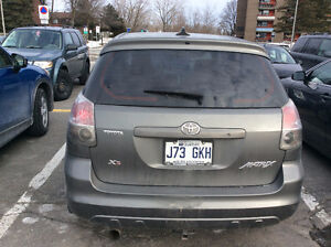 2006 Toyota Matrix XR  Hatchback- Car Proof- No Accident history