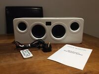 Domino iPod Docking Station and Speaker