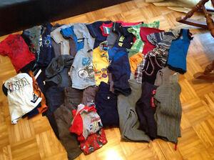 Vêtements de garçons 3 ans