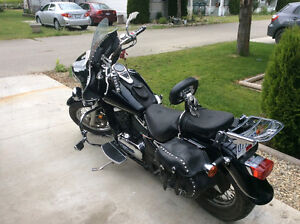 2004 Kawasaki Vulcan 800, great condition