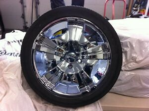 Used summer tires and wheels