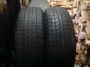 4 Bridgestone tires 265-70-17 $125.00