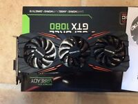 Gigabyte G1 1080 GTX - great condition