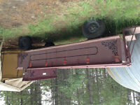 Wagon For Sale with 2 sets of harness and all parts