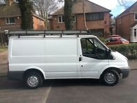 Special Offer Vans For Hire
