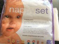 Bambino Mio reusable nappy set 9 - 12kgs