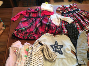 70 Piece 6-9 Month Baby Girl Lot Peterborough Peterborough Area image 4