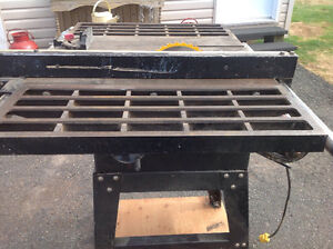 Shop Craft Commercial table saw