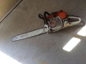 """Stihl Chainsaw MS441 with 24"""" bar"""