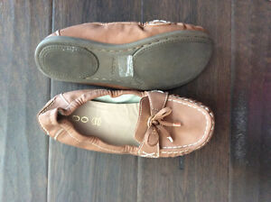 Rubber sole mocassin style shoe London Ontario image 1